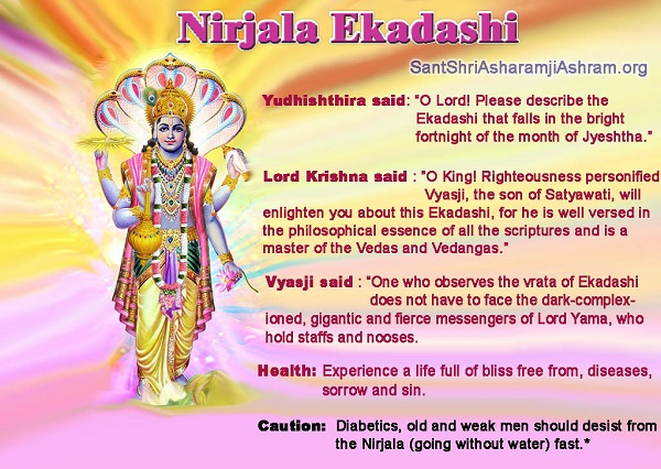 Nirjala Ekadashi 2016 Pictures for free download